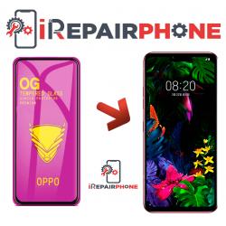 Protector de cristal templado LG G8