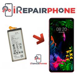 Cambiar Batería LG G8