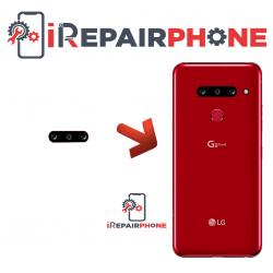 Cambiar Cristal Cámara Trasera LG G8
