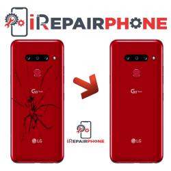 Cambiar Tapa Trasera LG G8