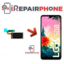 Cambiar Auricular de llamada LG K50S