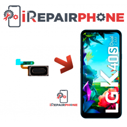 Cambiar Auricular de llamada  LG K40S