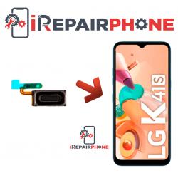 Cambiar Auricular de llamada  LG K41S