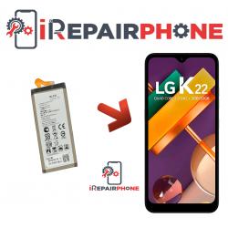 Cambiar Batería LG K22