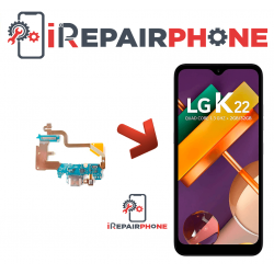 Cambiar Conector de Carga LG K22