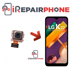 Cambiar Cámara Frontal LG K22