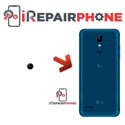 Cambiar Cristal Cámara Trasera LG K9