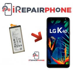 Cambiar Batería LG K40