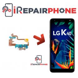 Cambiar Conector de Carga LG K40
