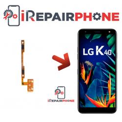 Cambiar Botones de Volumen y Silencio LG K40