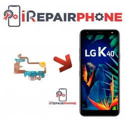 Cambiar Micrófono LG K40