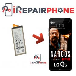 Cambiar Batería LG Q6 PLUS
