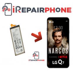 Cambiar Bateria LG Q7