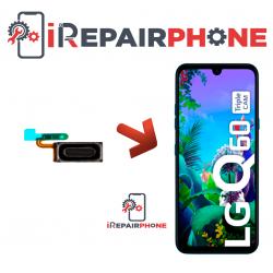 Cambiar Auricular de llamada LG Q60 LM-X525