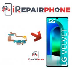 Cambiar Conector de Carga LG VELVET 5G