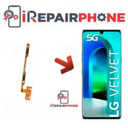 Cambiar Botones de Volumen y Silencio LG VELVET 5G