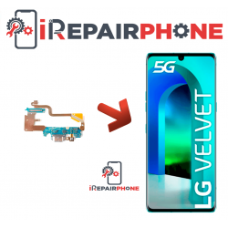 Cambiar Micrófono LG VELVET 5G