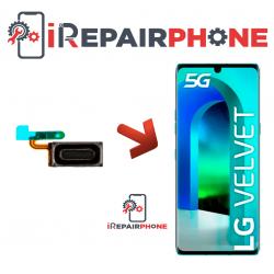 Cambiar Auricular de llamada LG VELVET 5G