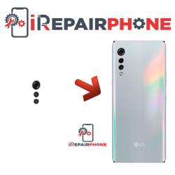 Cambiar Cristal Cámara Trasera LG VELVET 4G