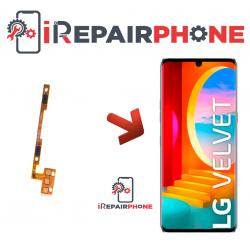 Cambiar Botón Encendido LG VELVET 4G
