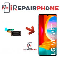Cambiar Auricular de llamada LG VELVET 4G