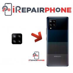 Cambiar Cristal Cámara Trasera Samsung Galaxy A42 5G