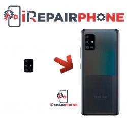Cambiar Cristal Cámara Trasera Samsung Galaxy  A51 5G