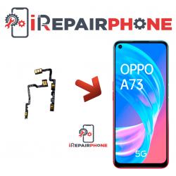 Cambiar Botones de Volumen y Silencio Oppo A73 5G