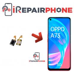 Cambiar Auricular de llamada Oppo A73 5G