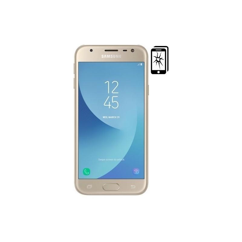 Cambiar Cristal Samsung J3 2017