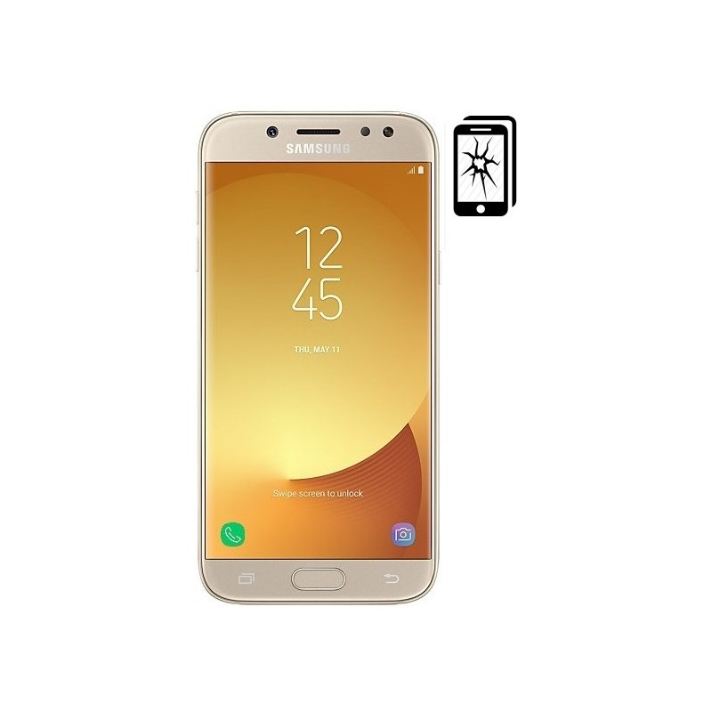 Cambiar Cristal Samsung J5 2017