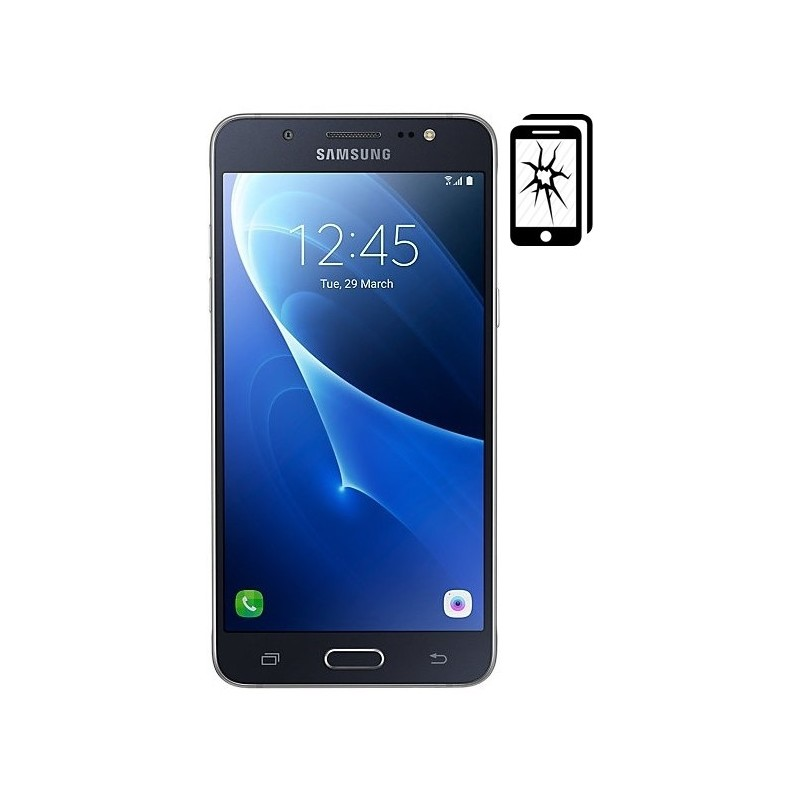 Cambiar Cristal Samsung J5 2016
