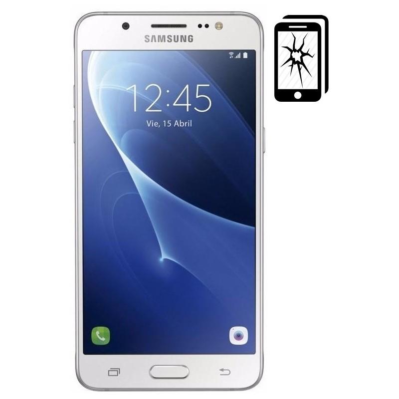 Cambiar Cristal Samsung J7 2016