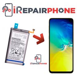 Cambiar Bateria Samsung...