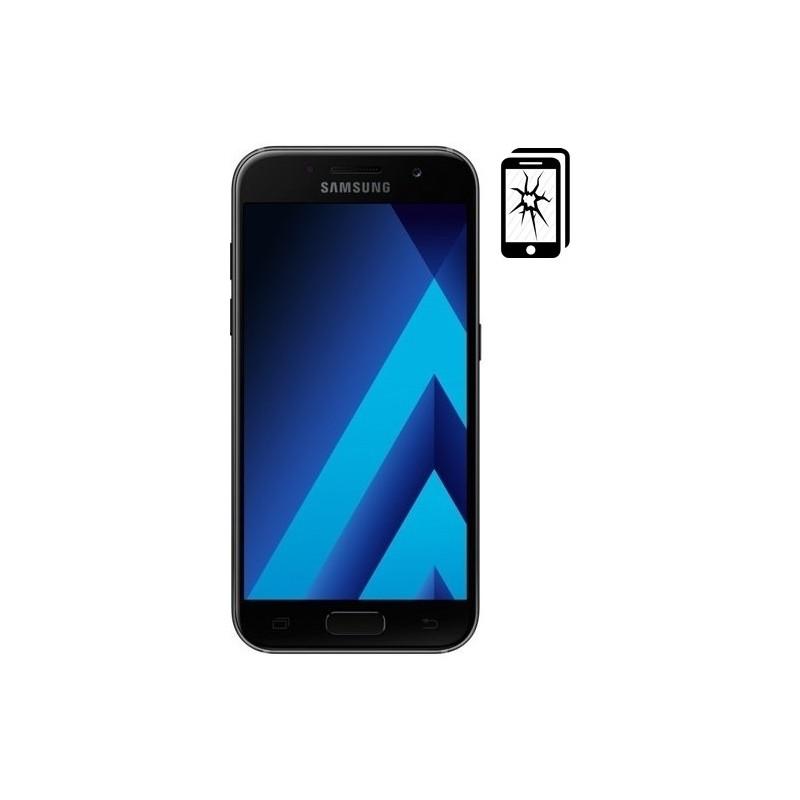Cambiar Cristal Samsung A3 2017