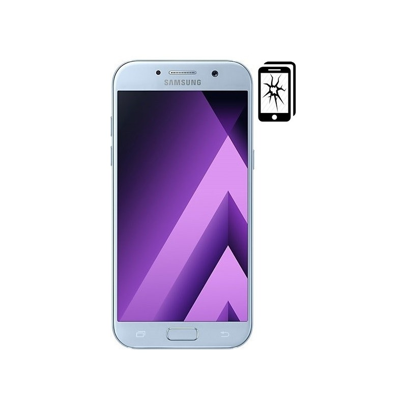 Cambiar Cristal Samsung A5 2017