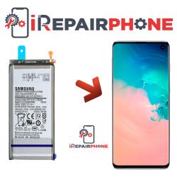 Cambiar Bateria Samsung S10...