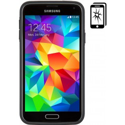 Cambiar Cristal Samsung S5