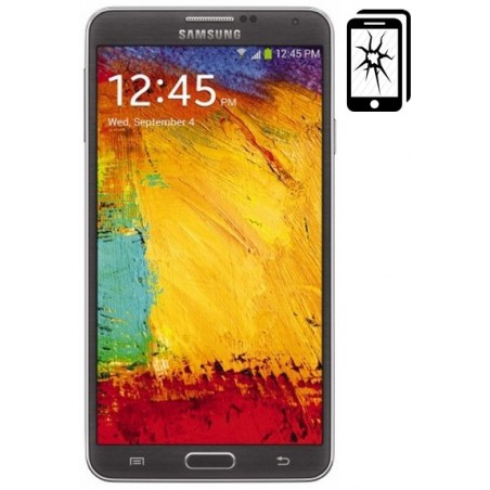 Cambiar Cristal Samsung Note 3