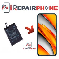 Cambiar Batería Xiaomi POCO F3