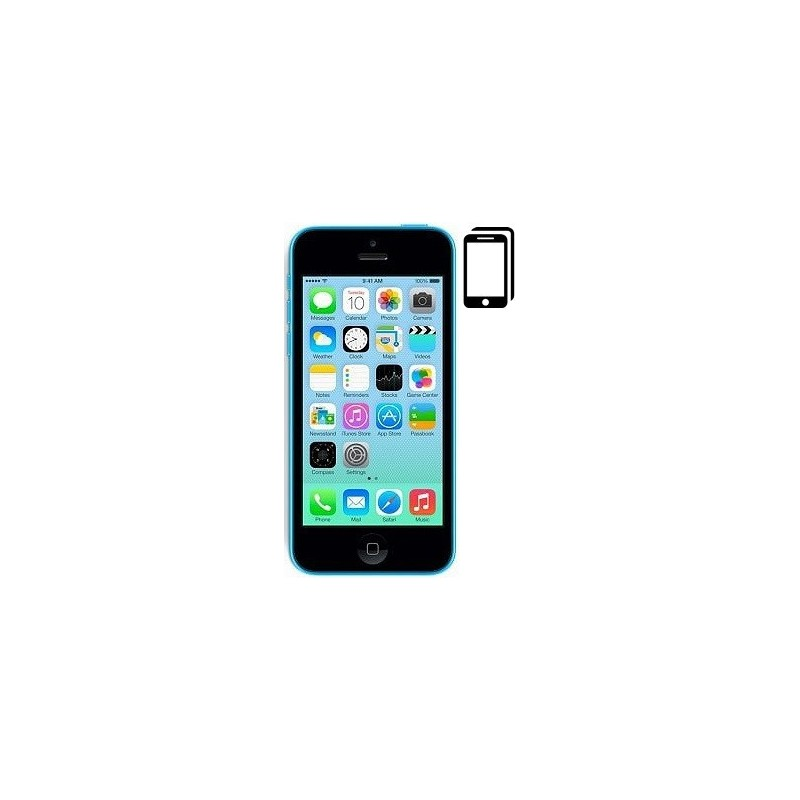 Cambiar Pantalla iPhone 5C Original