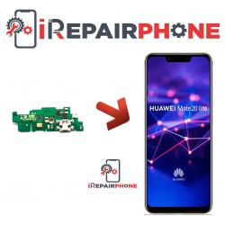 Cambiar microfono Huawei...