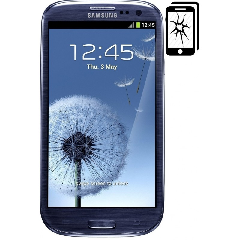 Cambiar Cristal Samsung S3