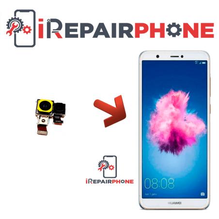 Cambiar camara trasera Huawei P Smart