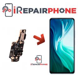 Cambiar Conector de Carga Xiaomi Mi 11i