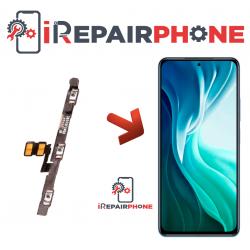 Cambiar Botones de Volumen y Silencio Xiaomi Mi 11i