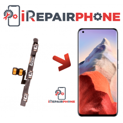 Cambiar Botones de Volumen y Silencio Xiaomi Mi 11 Ultra