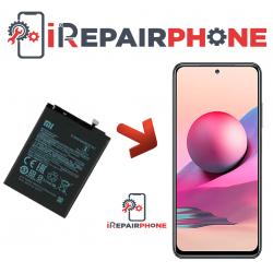 Cambiar Batería Xiaomi Redmi Note 10S
