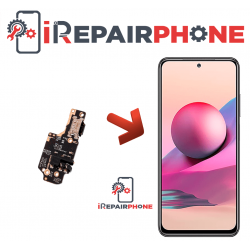 Cambiar Conector de Carga Xiaomi Redmi Note 10S