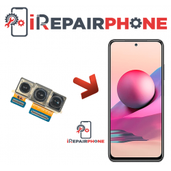 Cambiar Cámara Trasera Xiaomi Redmi Note 10S